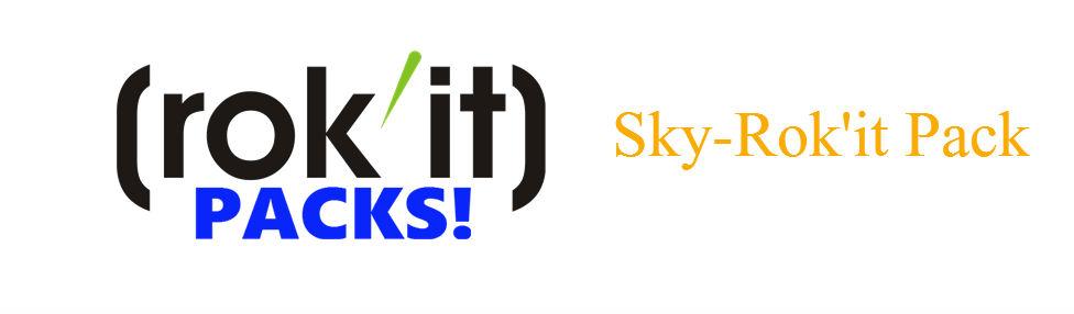 Sky-Rok'it Pack
